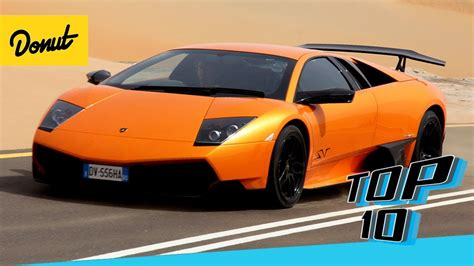 Top 10 Best Supercars From The 00's