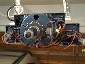 Genie Pro Garage Door Opener Remote