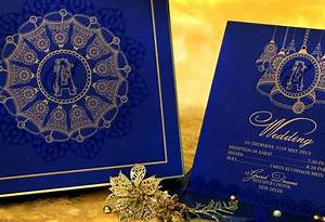 blue bell voguish wedding invitations With luxury wedding invitations delhi