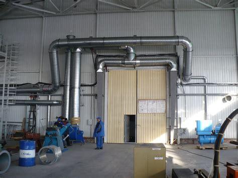 Расчет отопления производственного помещения