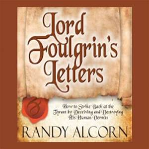 lord foulgrins letters christianbooksorg With lord foulgrin s letters