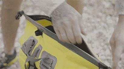 Zipper Airtight Bag Open Insubmersible Sac Sun