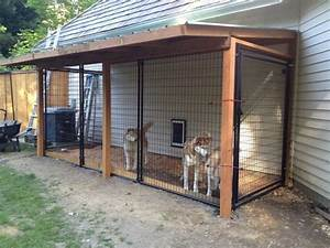 home kennels google search dogs pinterest dog dog With outside covered dog kennels