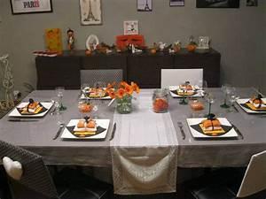 Décoration De Table Anniversaire : deco de table deco de table anniversaire homme ~ Melissatoandfro.com Idées de Décoration