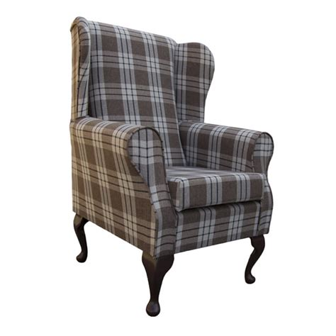 wing back fireside armchair small westoe orthopaedic in