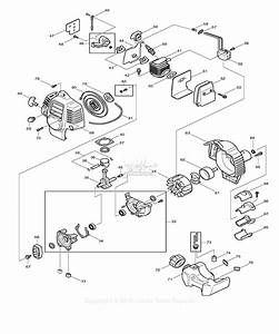 Makita Rbc253 Parts Diagram For Assembly 2