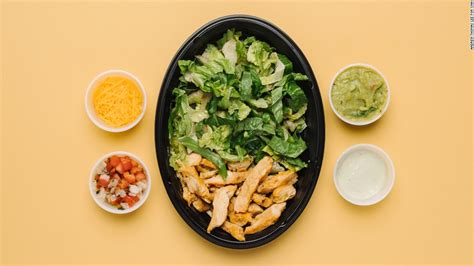 Healthy Food At Taco Bell