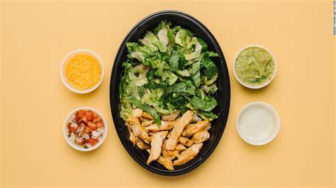 taco bells healthy menu options