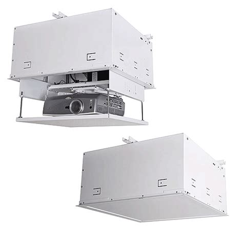 Ceiling Mount For Projector Philippines by Chief Smart Lift Series Electric Ceiling Lift For Lcd Dlp
