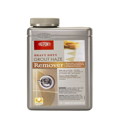 shop dupont heavy duty grout haze remover at lowes com