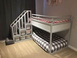 Ikea Kura Bett Umgestalten : ikea kura bett umgestalten hochbett grau stauraum ~ Watch28wear.com Haus und Dekorationen