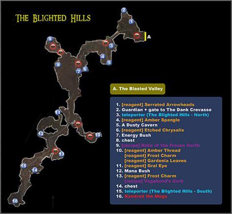 dungeon siege map the blighted maps dungeon siege ii broken