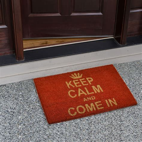 Indoor Doormat by Large Welcome Door Entrance Mat Indoor Outdoor Non Slip