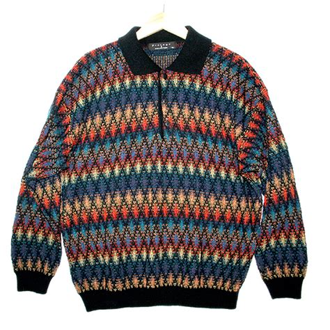 what is a cosby sweater rainbow diamonds tacky cosby sweater the