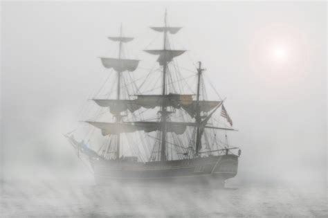 picture watercraft ship mist sailboat sail boat