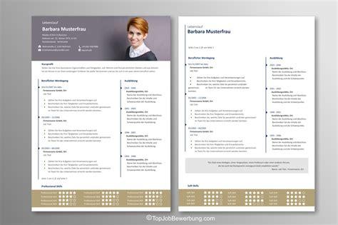 Professioneller Lebenslauf by Profi Lebenslauf Design Vorlage Neu Professioneller