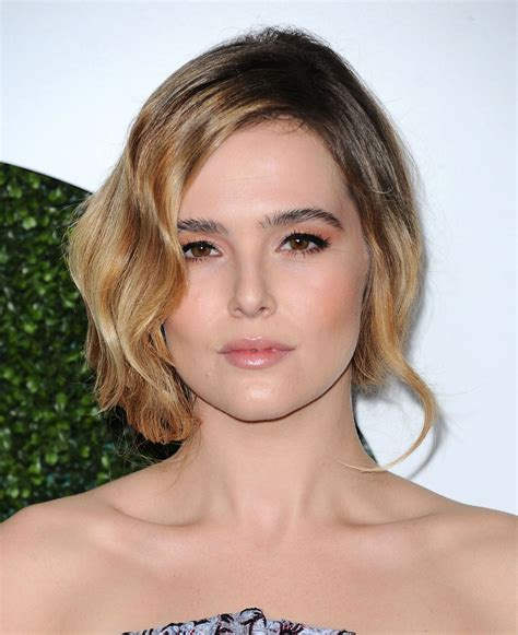 Zoey Deutch  Gq Men Of The Year Awards 2016 In West Hollywood