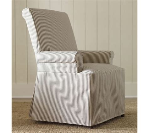 pottery barn slipcover chair pb comfort roll chair slipcovers pottery barn