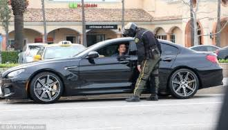 Orlando Bloom 'busted For Speeding' In Sleek New 5k Bmw