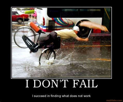 Funny Fail Memes - motivational posters funny work