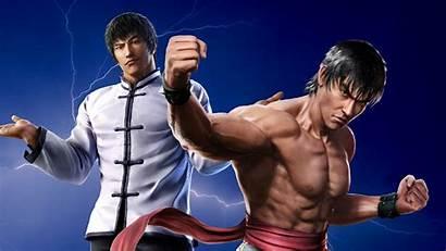 Tekken Bruce Lee Tag Marshall Wallpapers Law