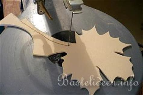basteln mit holz und laubsaegearbeiten mit bastelvorlagen