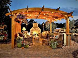 Patio, Fireplace, Pictures, In, Fort, Worth