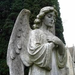 Stone Angel Statues