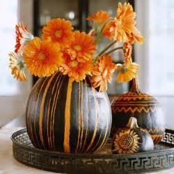 better homes and gardens interior designer creative diy no carve pumpkin designs for
