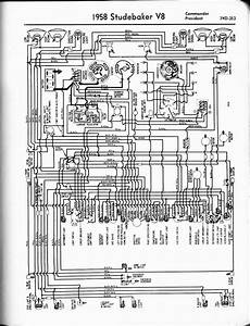 1955 Studebaker Commander Wiring Diagram