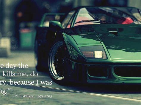 Paul Walker Inspirational Quotes Images Free Desktop