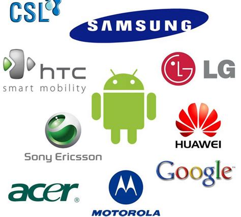android manufacturers which one takes the pledge forward