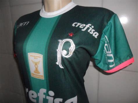 Camisa Palmeiras 2018-2019 Torcida Feminina Frete Grátis ...