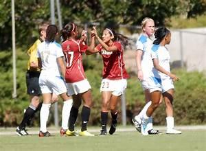 Women's soccer team falls to No. 1 Cardinal at Drake ...