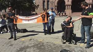 Toronto Disability Pride March - - September 24, 2016 ...