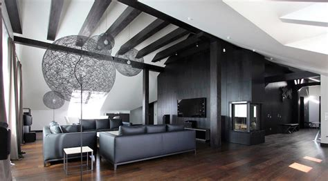 Ideas For Black And White Living Room : 20 Inspiring Black And White Living Room Designs