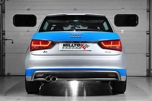 Audi A1 Motorisation : milltek audi a1 1 4 tfsi 185ch descente de turbo avec remplacement catalyseur montage ~ Medecine-chirurgie-esthetiques.com Avis de Voitures