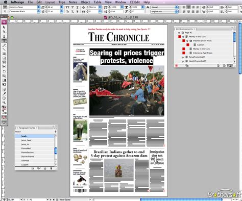 in design software adobe indesign cs4 for mac free