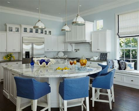 rounded counter houzz