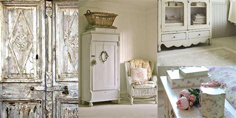 mobili country chic camerette country chic idee di interior design per la