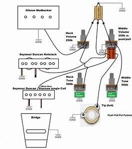 Cliff Burton Rickenbacker Wiring