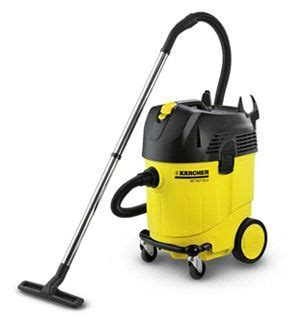 Kärcher's NT 45/1 12 gallon wet/dry vacuum utilizes