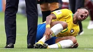 Neymar suffers the most painful injury in sports history ...