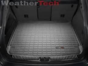 weathertech 174 cargo liner for porsche cayenne 2011 2016