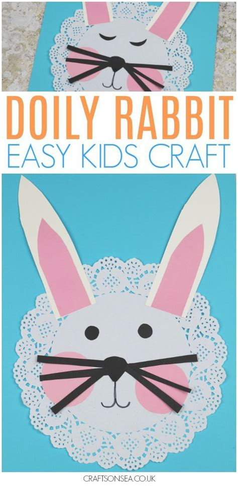 quick  easy kid crafts images  pinterest