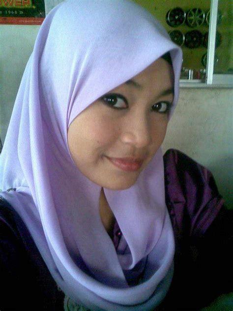 Gadis Jilbab Beauty Hijab Kerudung Model Even Designe Have