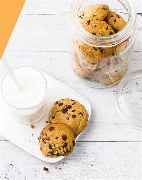 hachette pratique cuisine cookies aux pépites de chocolat sans gluten hachette