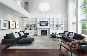 17, Magnificent, Ideas, For, Decorating, Large, Living, Room