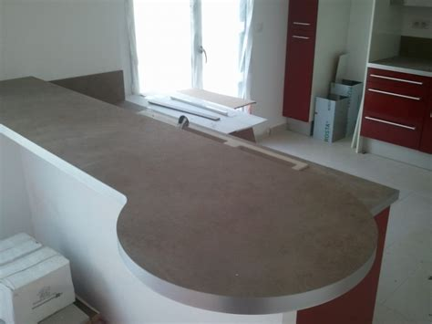 plans de travail cuisine sur mesure bar sur mesure meuble hotte armoire épicerie prise d