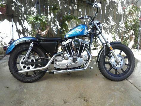 Buy 1979 Harley-davidson Sportster Xr1000 Cruiser On 2040